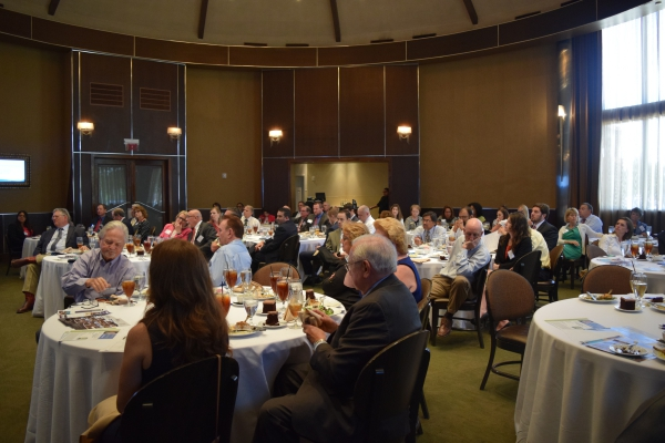 """Business Update Luncheon: """"Water & Roads: The Rising Infrastructure Challenge"""""""
