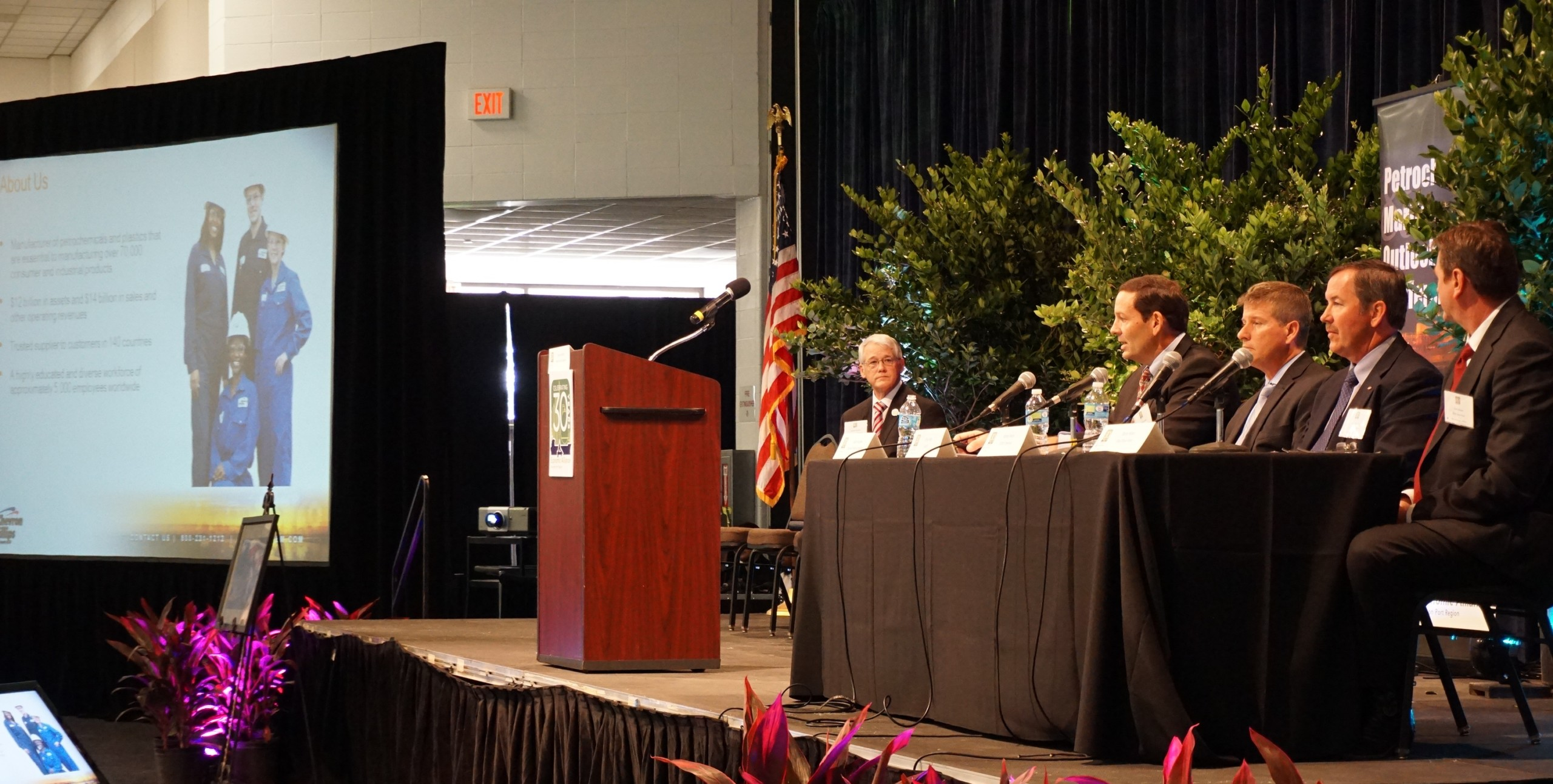 2015 Petrochemical & Maritime Outlook Conference Photos