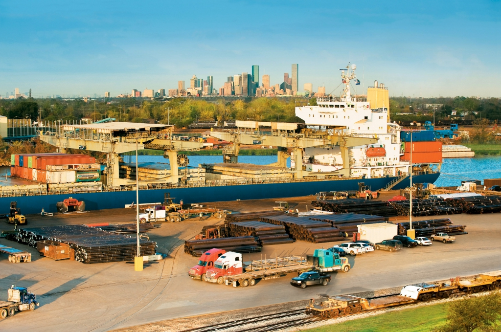Economic Alliance Houston Port Region Regional Overview - Port of houston map