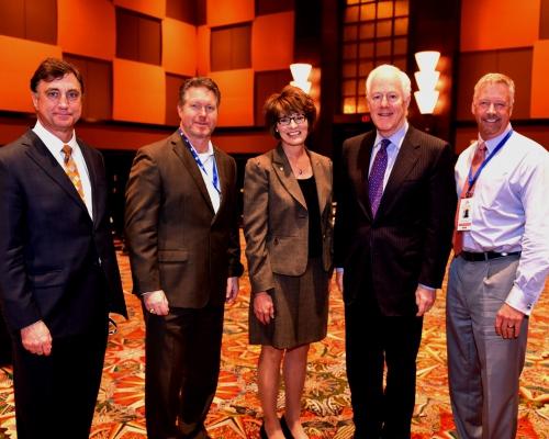 Economic Alliance Executive Board w/ Senator Coryn @ Cera Week