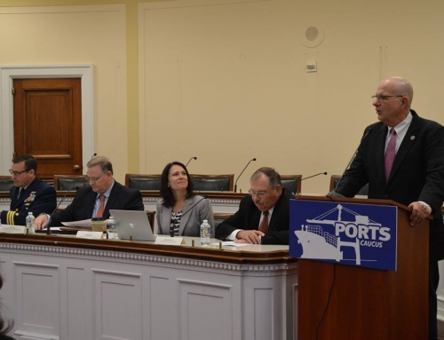 Congressional Ports Caucus on Hurricane Preparation